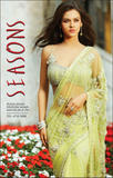 Мария Соколовски, фото 1. Maria Sokolovski Seasons India Campaign, foto 1