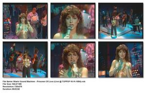 Gloria Estefan & Miami Sound Machine - Prisoner Of Love (Live @ TOPPOP 10-11-1984)