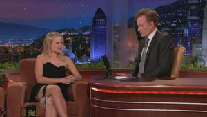Kristen Bell - The Tonight Show with Conan O'Brien (2009)
