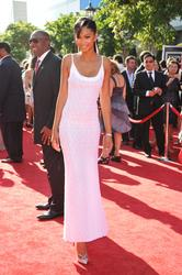 Шанель Иман, фото 528. Chanel Iman - Booty in dress at 2012 ESPY Awards at Nokia Theatre LA Live in LA, 11 July 11, foto 528