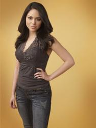 Alyssa Diaz - The Nine Lives of Chloe King promos - March 16, 2011 (x7 HQs)