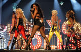 The Pussycat Dolls performs in lingerie at 2008 MTV Movie Awards