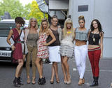 Girls Roc [British girl band] | Outside a Studio in London | May 31 | 19 pics