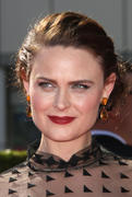 Emily Deschanel - Creative Arts Emmy Awards in Los Angeles 09/15/12