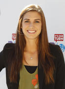 Alex Morgan - It's Our Turn - Young Women's Conference, Los Angeles (02/04/2012) - (2xHQ)