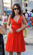 Lacey Chabert - out and about in Beverly Hills 10/17/12