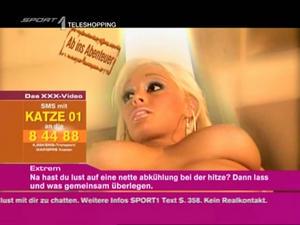 Nackt video katzenberger daniela Daniela Katzenberger