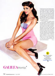 Galilea Montijo x1 People en Espanol (US) June, 2009