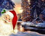 Papa Noel año nuevo 2008