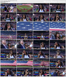 Jordin Sparks ~ The National Anthem ~ MLB All-Star Game 7/12/11 (HDTV)