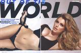Diora Baird show off her body in skimy lingerie in Aussie FHM -
