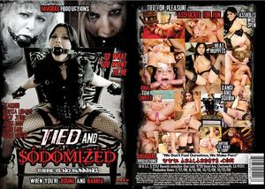Immoral Productions: Tied And Sodomized