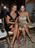 ADDS Bar Rafaeli & Petra Nemcova @ Marchesa Spring Fashion Show during MBFW in NYC | September 13 | 1 leggy pic
