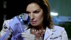 """Sela Ward - """"CSI NY""""/ 9.24.10"""